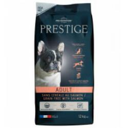 Croquettes sans céréales au saumon pour chien Prestige Flatazor Pro-Nutrition Sac 12 kg