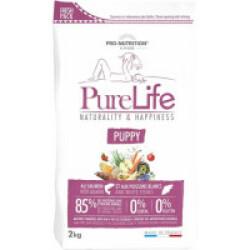 Croquettes sans céréales pour chiot Flatazor Pro Nutrition Pure Life Sac 2 kg