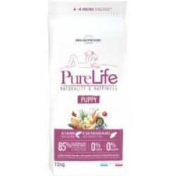 Croquettes sans céréales pour chiot Flatazor Pro Nutrition Pure Life Sac 12 kg