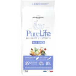 Croquettes sans céréales Pure Life Flatazor Pro Nutrition pour chiot de grande race Sac 12 kg