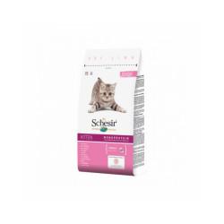 Croquettes Schesir Kitten pour chaton Sac 1,5 kg
