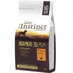 Croquettes True Instinct High Meat Medium et Maxi Adult pour chien sac 2 kg