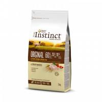 Croquettes pour chien True Instinct Original Mini Adult Poulet
