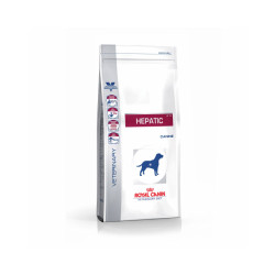 Croquettes Royal Canin Veterinary Diet Hepatic pour chiens Sac 1,5 kg
