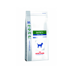 Croquettes Royal Canin Veterinary Diet Satiety Small pour chiens Sac 1,5 kg