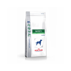 Croquettes Royal Canin Veterinary Diet Satiety Support pour chiens Sac 1,5 kg