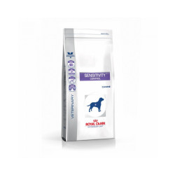 Croquettes Royal Canin Veterinary Diet Sensitivity Control pour chiens Sac 1,5 kg