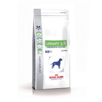 Croquettes Royal Canin Veterinary Diet Urinary S/O Moderate calorie pour chiens Sac 1,5 kg