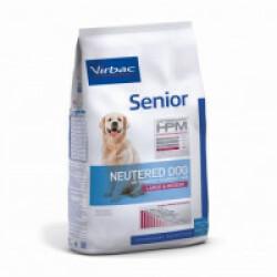 Croquettes Virbac HPM Senior Neutered Large & Medium pour chien Sac 3 kg