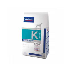 Croquettes Virbac pour chien Veterinary HPM Kidney Support