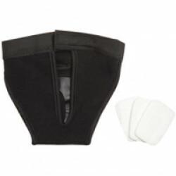 Culotte périodique noire