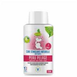 Cure naturelle bio Peau & Pelage Octave Nature pour chien 250 ml