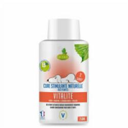 Cure naturelle bio Vitalité Octave Nature pour chien 250 ml