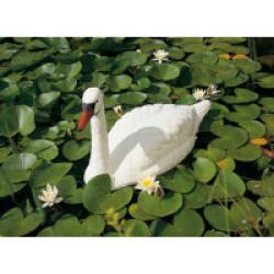 Cygne blanc décoratif Ubbink pour bassin