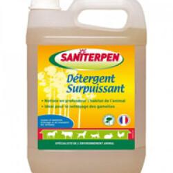 Détergent Surpuissant Saniterpen Bidon 5 litres