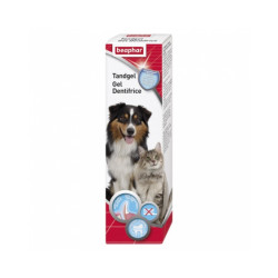 Dentifrice gel haleine fraîche pour chien et chat Beaphar - 100 g