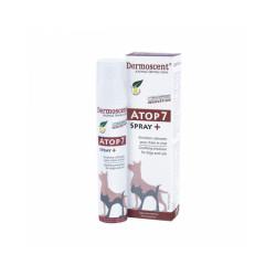 Dermoscent Atop 7 soins cutanés et allergies pour chien