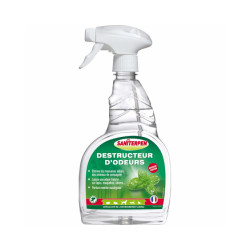 Destructeur d'odeur Saniterpen spray 750 ml