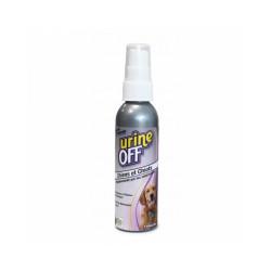 Destructeur d'odeurs chiots et chiens Urine Off spray 118 ml