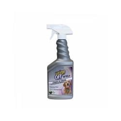 Destructeur d'odeurs chiots et chiens Urine Off spray 500 ml