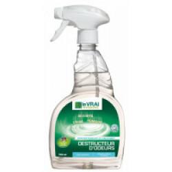 Destructeur d'odeurs Le Vrai Professionnel - Pulvérisateur 750 ml