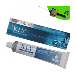 Gel lubrifiant stérile tube 82 gr pour détecteur de chaleur Draminski