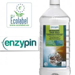 Détergent sol Enzypin naturel pour l'environnement animal 1 litre