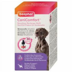 Recharge pour diffuseur CaniComfort au phéromones pour chien et chiot  - Recharge 48 mL