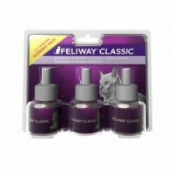 Pack de 3 recharges Feliway Classic 48 ml