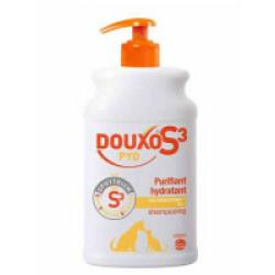 Douxo désinfectant Pyo shampooing pour animaux Flacon 500 ml