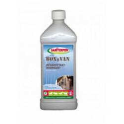 Désinfectant odorisant Box & Van Saniterpen 1 litre