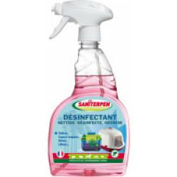 Désinfectant spray d'extérieur Saniterpen 750 ml