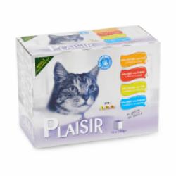 Emincés Equilibre et Instinct pour chat Adulte 12 Sachets de 100 g