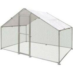 Enclos Doerak pour volailles - 2x3x2M
