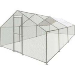 Enclos Doerak pour volailles - 6x3x2M
