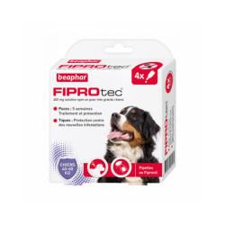 Fiprodog pipettes antiparasitaires pour chien FiproTec 40 à 60 kg (402 mg)