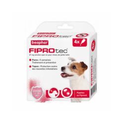 Fiprotec pipettes antiparasitaires pour chien Beaphar Chien de 2 à 10 kg