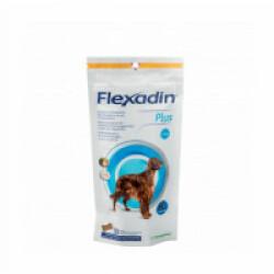 Flexadin Plus Maxi 30 bouchées contre l'arthrose pour chien + 10 kg