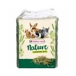 Foin Timothy Hay Nature Versele Laga Sac 1 kg