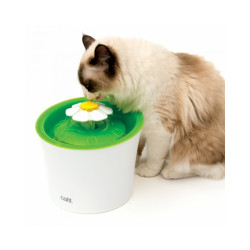 Fontaine à fleur 2.0 pour chat Cat it