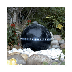 Fontaine de jardin Dubaï Ubbink avec LED