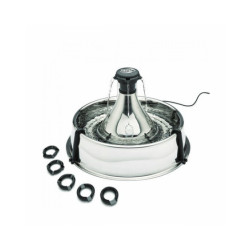 Fontaine pour chiens et chats Drinkwell Petsafe INOX 360°