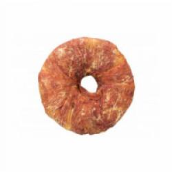 Friandise Denta Fun Donut pour chien Saveur Canard Small diamètre 10 cm