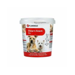 Friandise pour chien Chew'n Snack Bones Mix