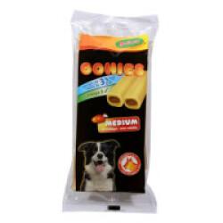 Friandises Bubimex Bonies pour chien - Taille M sachet de 200g