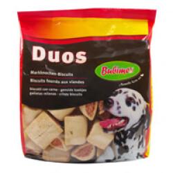 Friandises Duo Crunch au bœuf pour chien sachet 500 gr