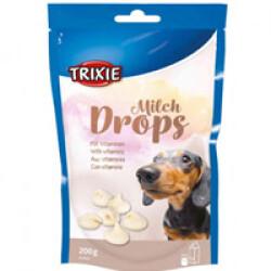 Friandises Drops lait pour chien sachet de 200 g