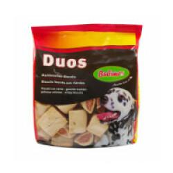 Friandises Duo Crunch Bubimex au bœuf pour chien - Sachet 500g
