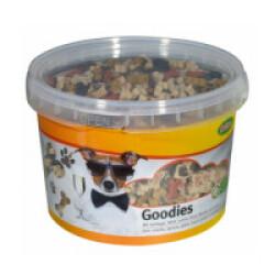 Friandises Goodies Bubimex pour chien - seau de 1.8 kg
