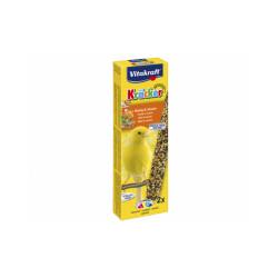 Friandises pour canaris Kräcker miel et sésame - 1 boîte de 2